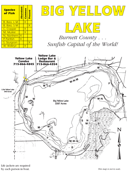 Big-Yellow-Lake-Map